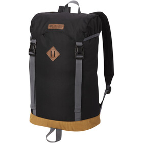 Columbia Classic Outdoor Mochila 25L, black/maple/graphite/graphite lining